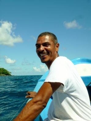 Captain Alejandro - Big Corn Island,Nicaragua
