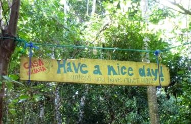 True! - Little Corn Island,Nicaragua