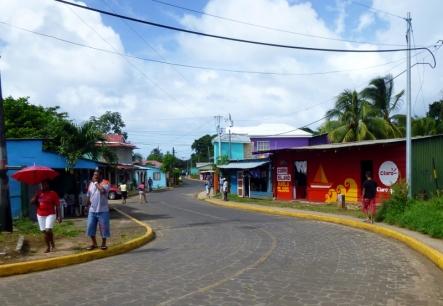 Main street - Brig Bay