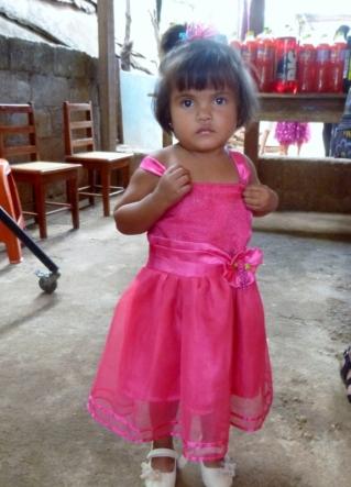a little princess - Pantanal, Granada, Nicaragua