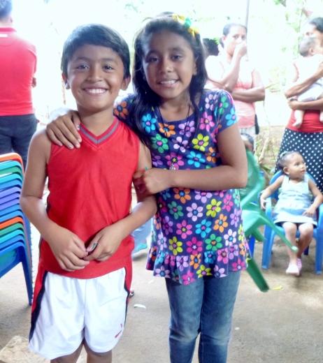 bright smiles and shining futures - Pantanal, Granada, Nicaragua