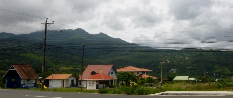 outskirts of Boquete