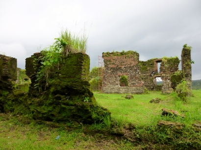 San Lorenzo Ruins - UNESCO World Heritage Site