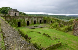 San Lorenzo Fort Ruins - 17th Century