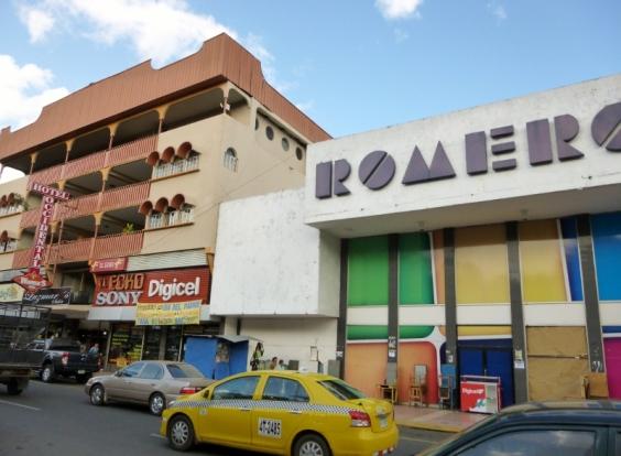 David, Panama downtown