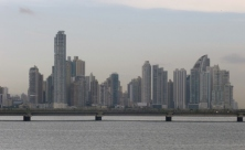 Panama City skyscrapers