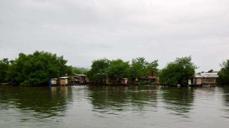 Almirante waterfront