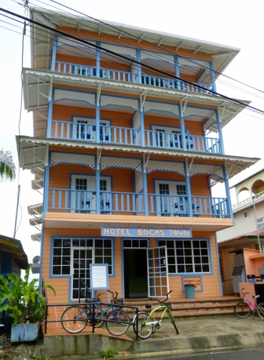 tallest building in Bocas Town