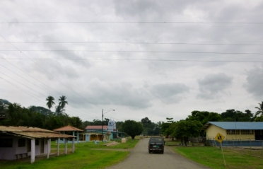 Tonosi village Panama City
