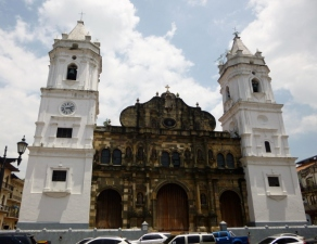 Catedral Metropolitano in Panama City