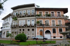 Casco Viejo - UNESCO World Heritage Site Gentrification and restoration i