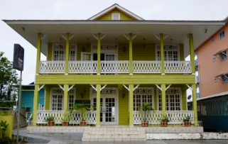 a charming house in Bocas del Toro
