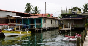Waterfront restaurants - Bocas del Toro