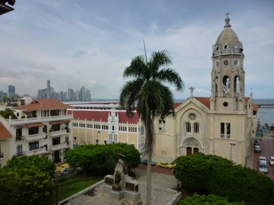 Caso Viejo- 17th century UNESCO World Heritage Site- San Francisco Cathedral