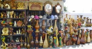 kitschy ceramics