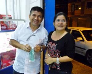 Dr Cedeno & Jema