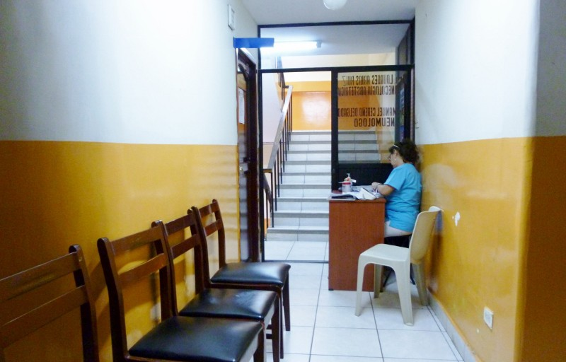inside clinica Americana