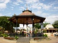 Jipijapa - parque central