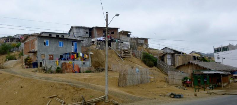 near La Pina