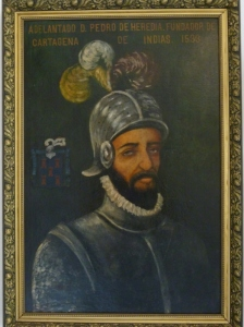 portrait of Pedro de Heridia, 1533