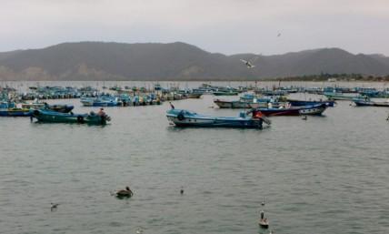Puerto Lopez - South of Manta