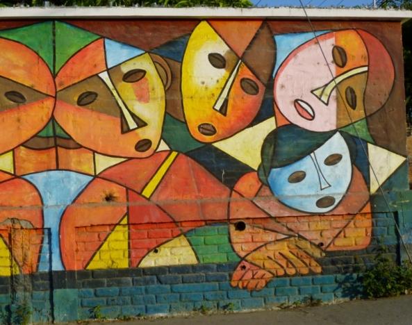 street art in Manta