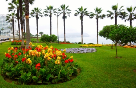 Love Park in bloom - Lima