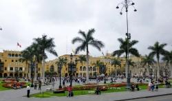 Armas Plaza - Lima