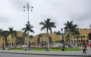 Plaza del Armas - Lima