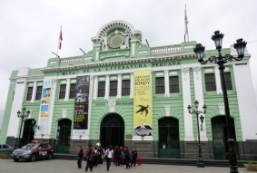 a library of sorts - Lima