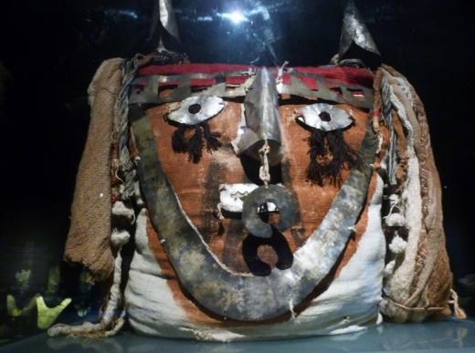 funerary bundle - Lima