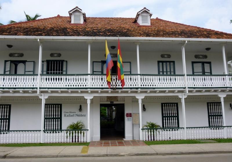 Museum of Rafael Nunez