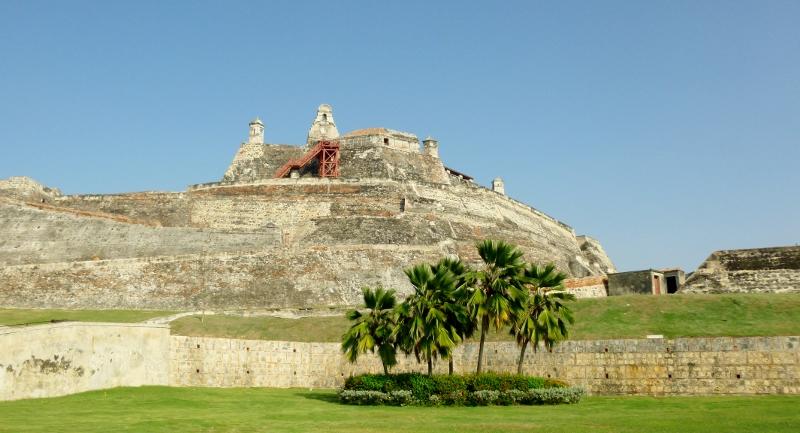 Castillo de San Felipe de Barajas