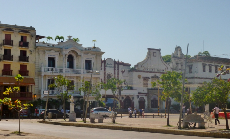 Barrio Getsemani