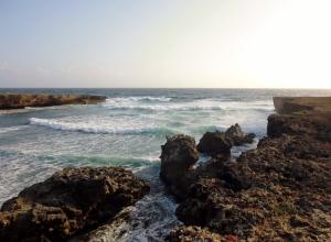 Western side of Curacao