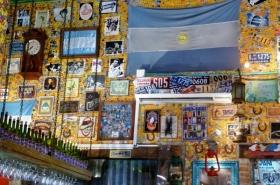 Patagonia Restaurant in old city, Cartagena