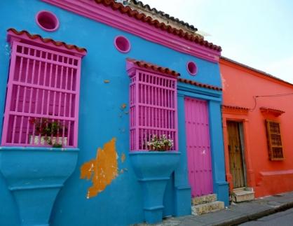 old city in Cartagena