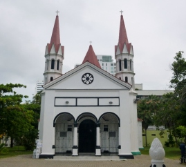 Burial place of Rafael Nunuz and his second wife, Cartagena