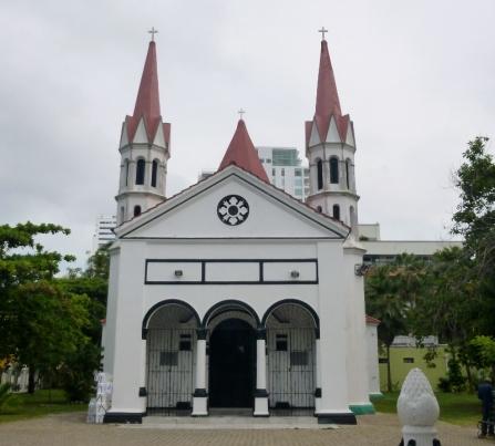 Burial place of Rafael Nunuz and his second wife, Cartagena