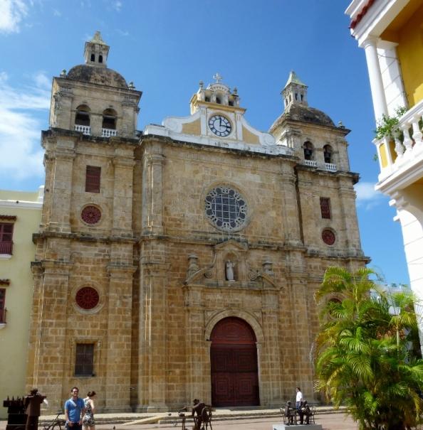 Iglesia Claustro de San Pedro, Cartagena
