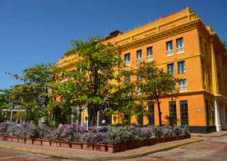 Hotel Theresa, Cartagena
