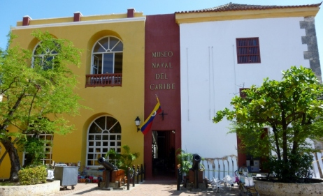 Museo Naval del Carib, Cartagena