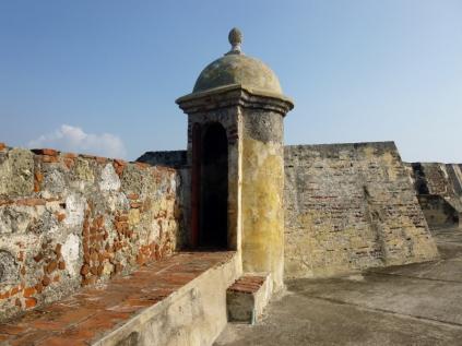 Castillo San Felipe de Barajas, Cartagena