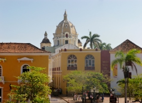 La Catedral, Cartagena,