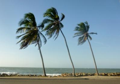 constant wind, Cartagena