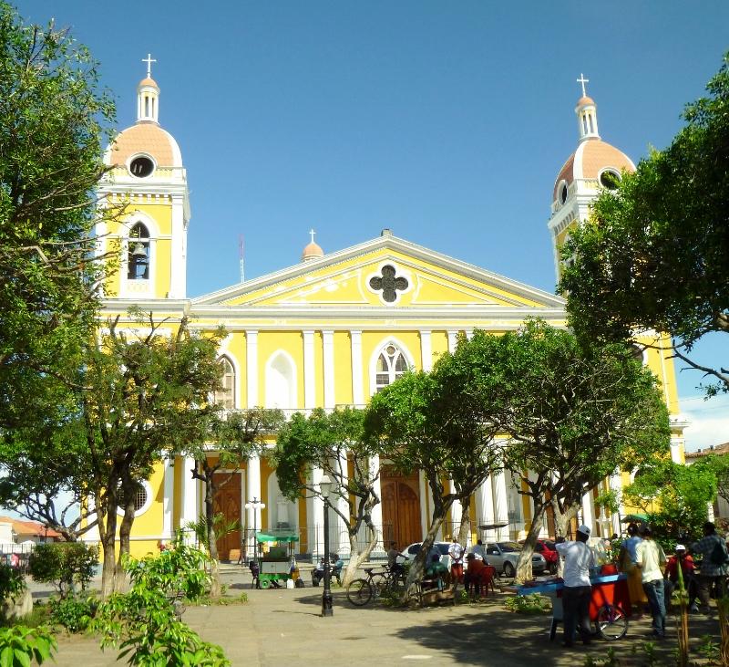 La Catedral, Granada, Nicaragua