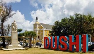 """""""Dushi"""" - Sweet or good -Punda District - Willemstad"""