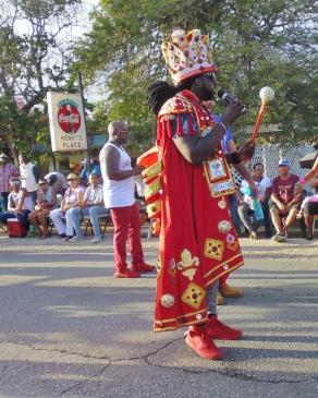 Banda Bou Carnival Parade