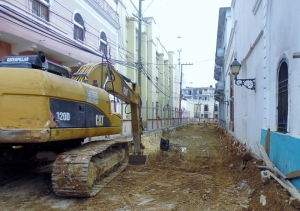 renovation in Santo Domingo