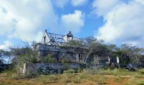 Landhuis Ref ruins